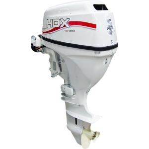 Лодочный мотор HDX F 15 FWS White